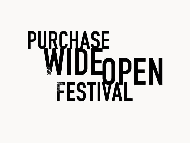 purchase college, graphic design, logo, event design, print, ludlow6, james wawrzewski