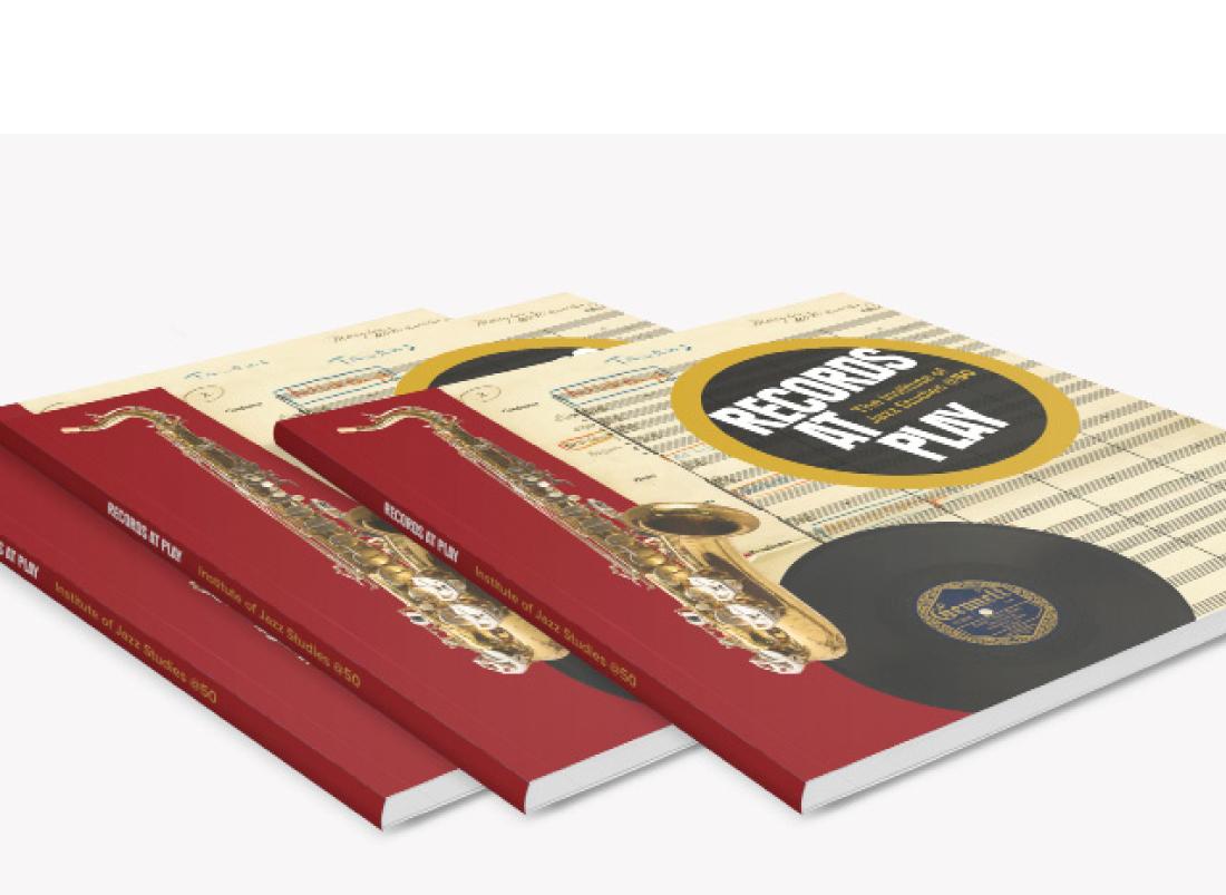 exhibit catalog, records at play, rutgers university, james wawrzewski